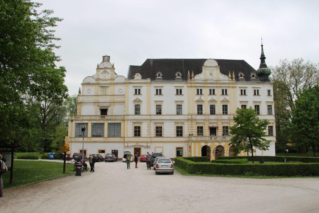 zámek v Bartošovisích