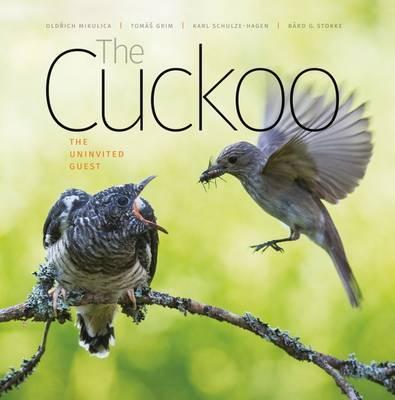 Obálka knihy The Cuckoo