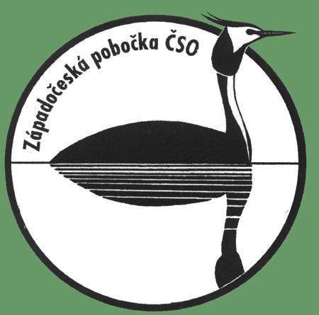 Logo Západočeskej pobočky ČSO