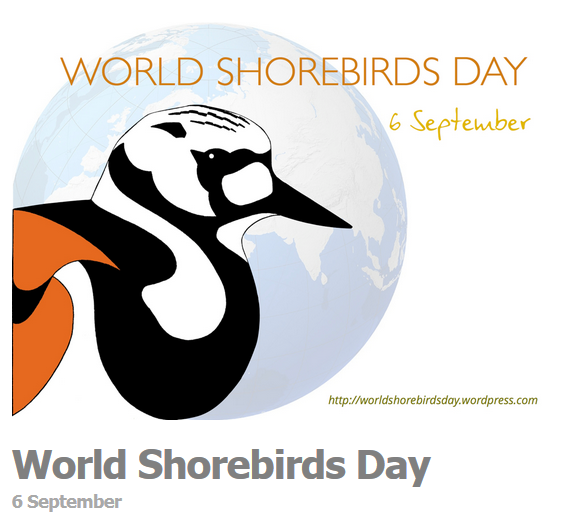 World Shorebirds Day 2018 logo