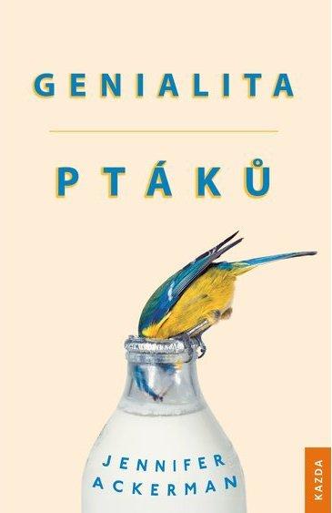 obálka knihy Genialita ptaků