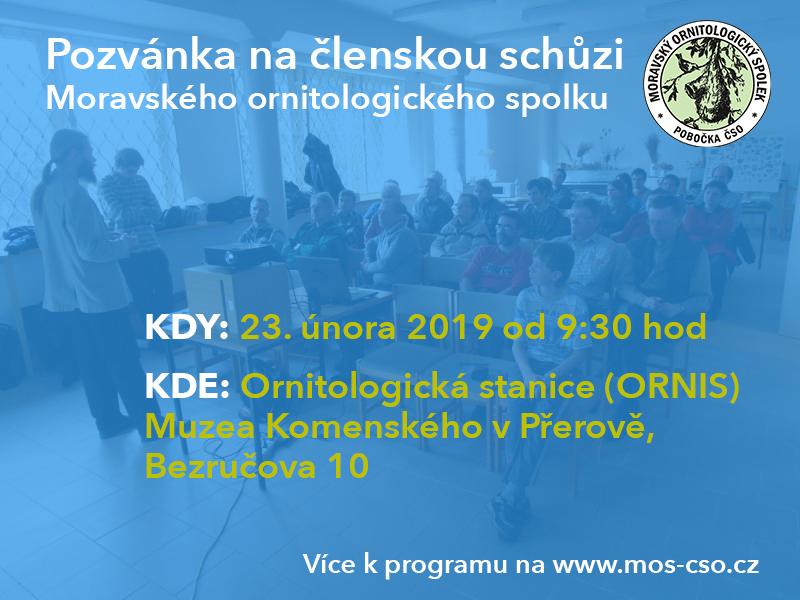 pozvánka na schůzi MOS 2019